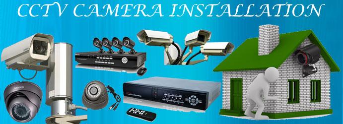 Cctv Camera Installation Creative World Solution